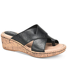 b.o.c. Summer Wedge Sandals