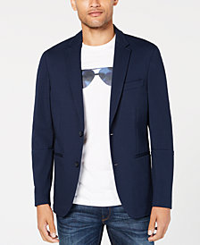 Michael Kors Men's Classic-Fit Ponte Knit Blazer