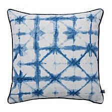 Graham & Brown Indigo Blue Pillow