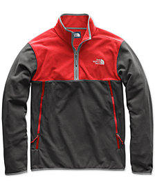 The North Face Men's Glacier Alpine Quarter-Zip Jacket