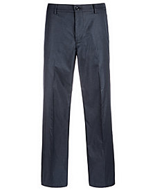 Greg Norman for Tasso Elba Men's Heathered Pants, Created for Macy's