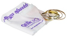 GemOro Mega Sparkle Polishing Cloth