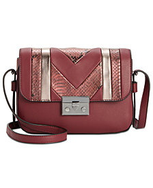 I.N.C. Averry Patchwork Crossbody, Created for Macy's