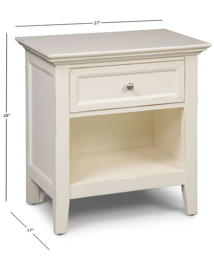 Furniture Sanibel Bedroom Furniture, 3-Pc. Set (Queen Bed, Nightstand, and Dresser), Created for Macy's & Reviews - Furniture - Macy's