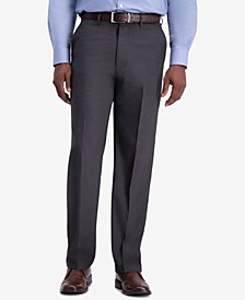 J.M. Men's Premium Classic-Fit 4-Way Stretch Dress Pants