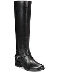 Bandolino Bloema Wide-Calf Riding Boots