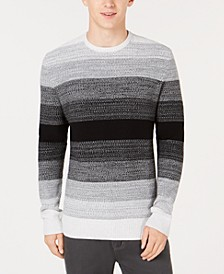 Men's Striped Sweater, Created for Macy's