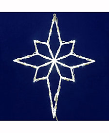 "18"" Star of Bethlehem Wire Silhouette with 35 LED Lights"