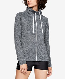 Tech Twist Full Zip Jacket