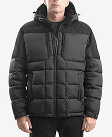 Hawke & Co. Outfitter Men's Heavyweight Puffer Coat