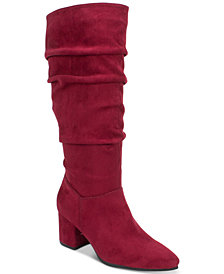 Seven Dials Norbury Block-Heel Dress Boots
