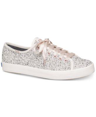 c9019e21589 Keds Women s Kickstart Boucle Lace-Up Fashion Sneakers   Reviews - Athletic  Shoes   Sneakers - Shoes - Macy s