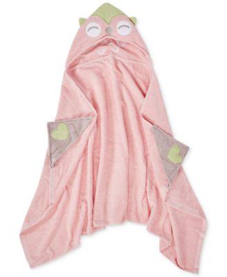 Verona Bath Hooded Towel, Created for Macy's