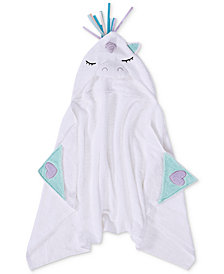 Urban Dreams Liliana Cotton Hooded Bath Towel, Created for Macy's
