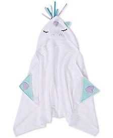 Urban Dreams Liliana Cotton Hooded Bath Towel, Created for Macy's