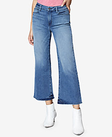 Sanctuary Cropped Flare-Leg Jeans