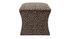 Holly Storage Ottoman