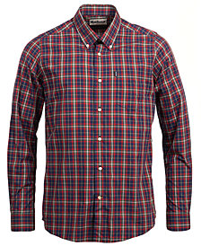 Barbour Men's Stapleton Highland Checked Shirt