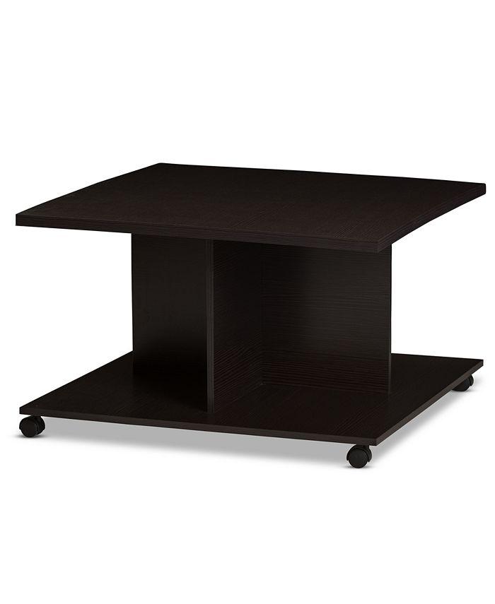 Furniture - Cladine Coffee Table, Quick Ship
