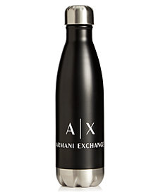 Receive a FREE water bottle with any A|X Armani Exchange $150 purchase