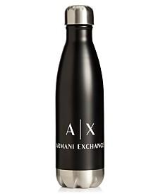 A|X Armani Exchange Water Bottle