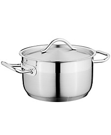 Hotel 2.6-qt Stainless Steel Covered Casserole