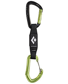 Black Diamond LiveWire Quickdraw Carabiners from Eastern Mountain Sports