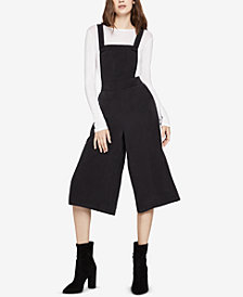 BCBGeneration Wide-Leg Culotte Overalls