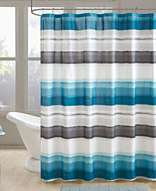 """510 Design Wallace 72"""" x 72"""" Printed Shower Curtain"""