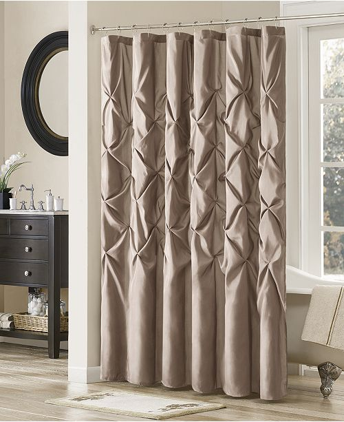 Madison Park Laurel 108 X 72 Shower Curtain