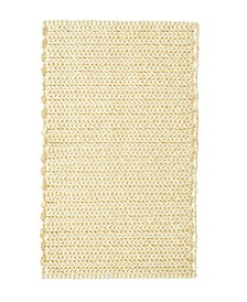 "The Madison Park Lasso 24"" x 40"" Pieced Dyed Chain Stitch Rug"