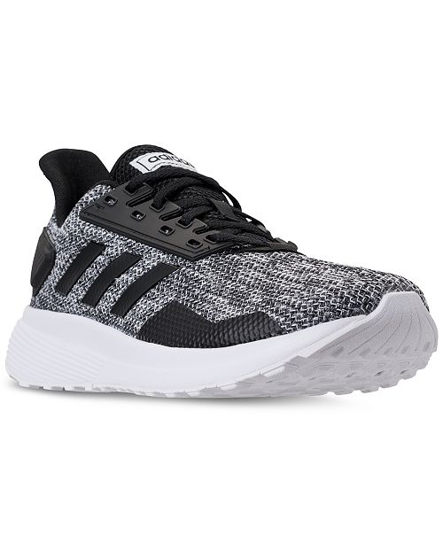 44782c11e0fc58 adidas Men s Duramo 9 Running Sneakers from Finish Line   Reviews ...