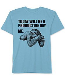 Jem Big Boys Productive Day T-Shirt