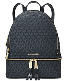 Signature Rhea Zip Medium Backpack