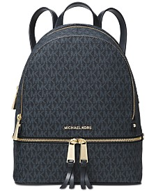 15d8abbed4e Michael Kors Kelsey Large Backpack - Handbags   Accessories - Macy s