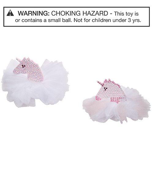 8c6e2f473 Frozen On the Verge Little & Big Girls 2-Pk. Unicorn Hair Clips. Macy's /  Kids ...