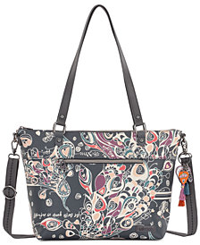 Sakroots City Tote