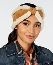 UGG® Shearling Bow Headband