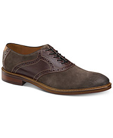 Johnston & Murphy Men's Warner Saddle Shoes