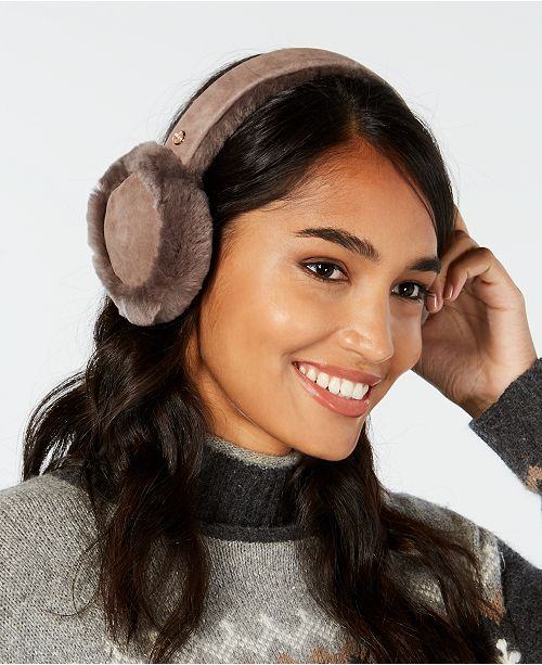 f04b3f7deaf UGG® Sheepskin Bluetooth Earmuffs & Reviews - Handbags ...