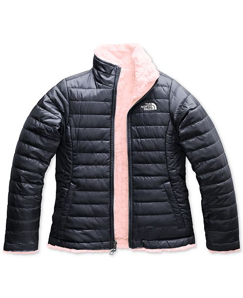 d94074266e ... The North Face Reversible Mossbud Swirl Jacket