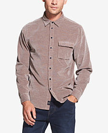 DKNY Men's Corduroy Button-Down Shirt