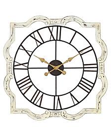 Rumi Mid Century Wall Clock