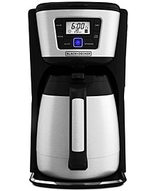 Black & Decker CM2035B 12-Cup Programmable Thermal Coffeemaker