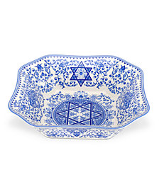 Spode Judaica, Serving Bowl