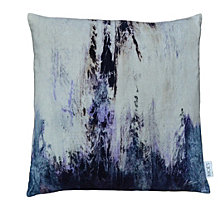 Striations Velvet Feather Cushion 25X25
