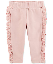 Carter's Baby Girls Ruffled Pants