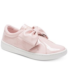 Toddler & Little Girls Ace Bow Shoes