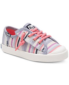 Keds Toddler & Little Girls Multi-Stripe Sneakers
