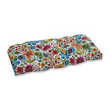 Gregoire Prima Wicker Loveseat Cushion